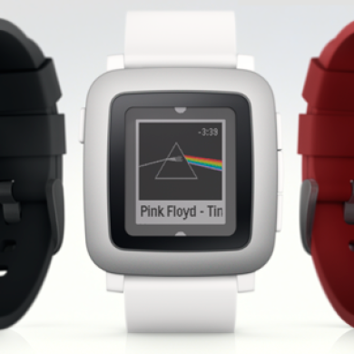 Pebble Time: The Most Practical Smartwatch Yet?