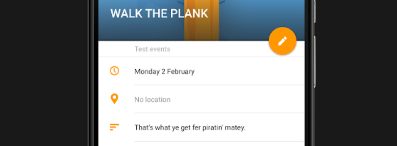 Today Calendar Developer Deals With Pirates In A New Way