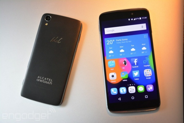 Alcatel's New Flagship: The OneTouch Idol 3