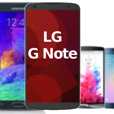 LG G Note: Everything We Know So Far