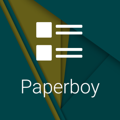 Paperboy News Reader, a Feedly Client Done Right