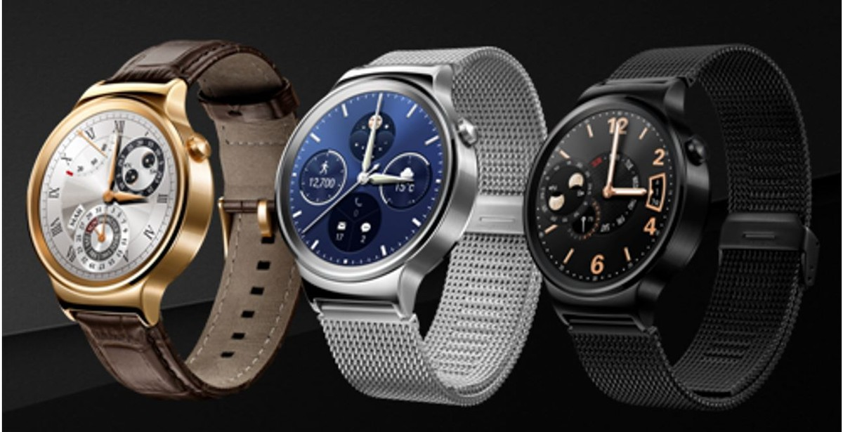 Huawei Watch Unveiled, Best-Looking Wear Device to Date?