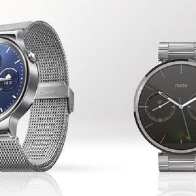 Which Android Wear Watch is Most Beautiful?