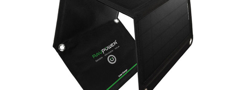 RAVPower 15W Foldable Solar Charger – Accessory Review