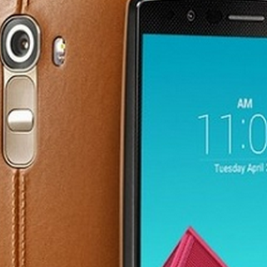 LG G4's Evolution: Abandoning Trends, or Starting Them?