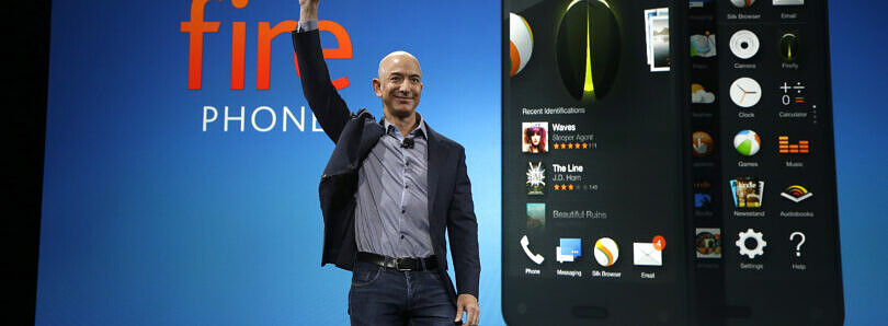 Amazon's Jeff Bezos is stepping down as CEO, new replacement announced