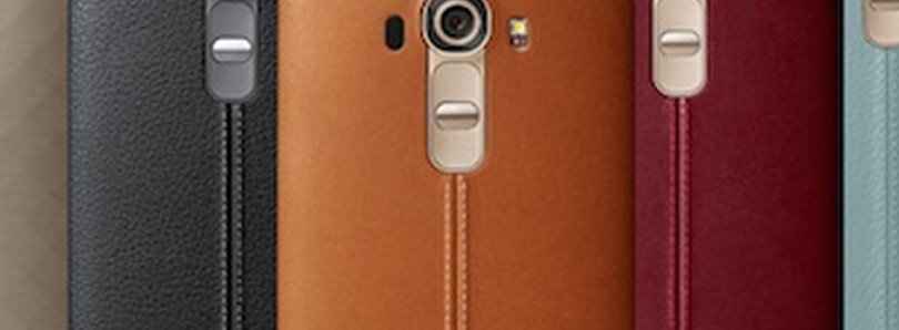 LG G4 Website Leaked, First Look at Design & Camera Info