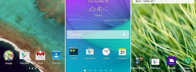 What's Your Ideal Homescreen Grid Size?