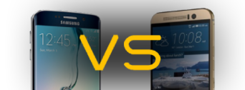 Sunday Debate: Galaxy S6 vs. HTC One M9