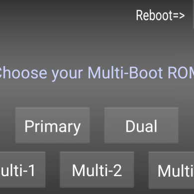 Dual Boot on Android: A Power User's Holy Grail?