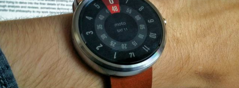 Moto 360 Reflections: Virtues, Successor, Competition