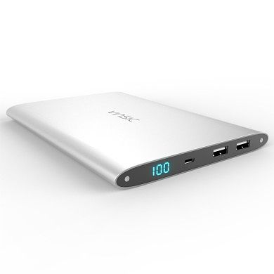 Vinsic 20,000mAh Ultra Slim Power Bank Giveaway
