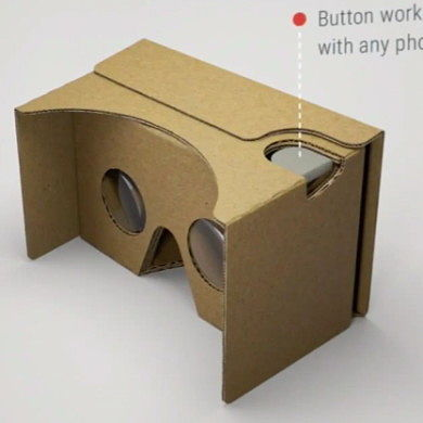 I/O Summary: Google Cardboard Virtual Reality