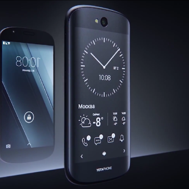 YotaPhone 2 Available for Pre-order