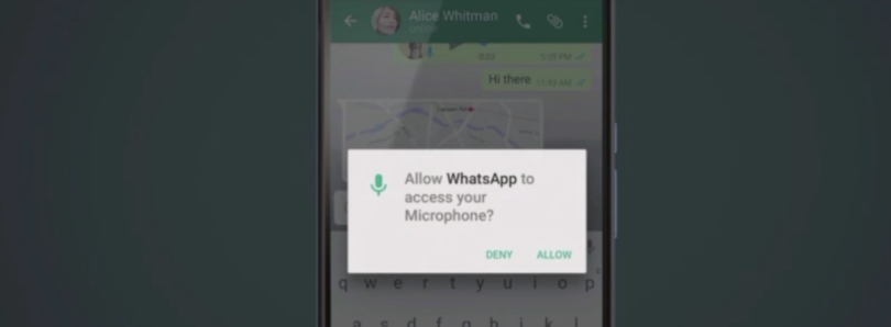Android M Brings Granular Permission Controls