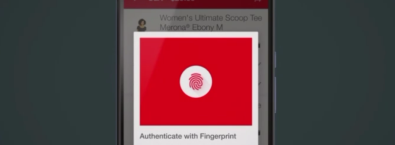 Android M Adds Fingerprint Support