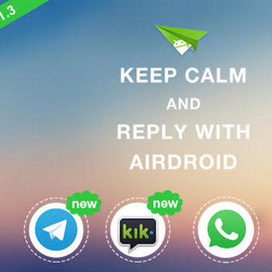 AirDroid Windows/Mac Client New Support & Features