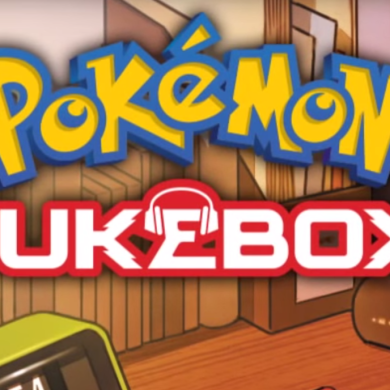 Pokemon Jukebox Brings Classic Tunes — at a Price