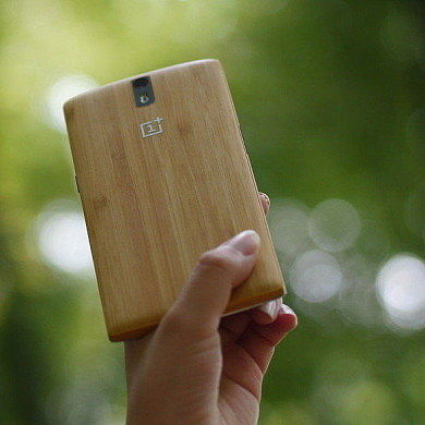 OnePlus One Bamboo Styleswap Cover Review