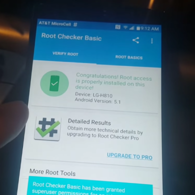No, Root Is Not Coming To The LG G4 Just Yet