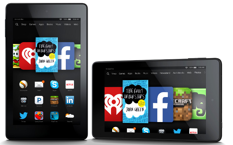 Kindle Fire HD 6 and 7 Receive Bootloader Unlock and TWRP