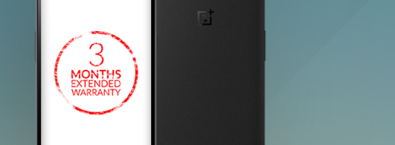 OnePlus Announces Extended Warranty In India