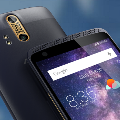 ZTE's Mysterious Axon Phone