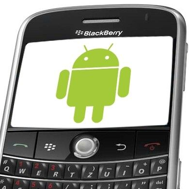Do You Think Android Can Redeem Blackberry?