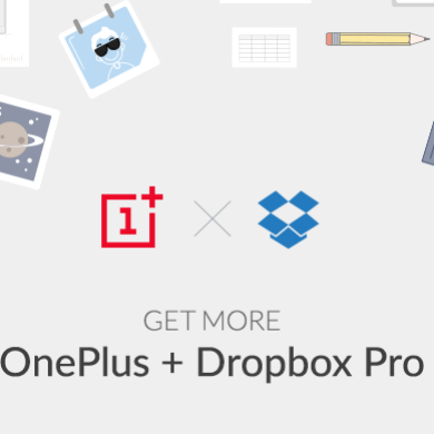 OnePlus Partners With Dropbox, Discounts One To $249