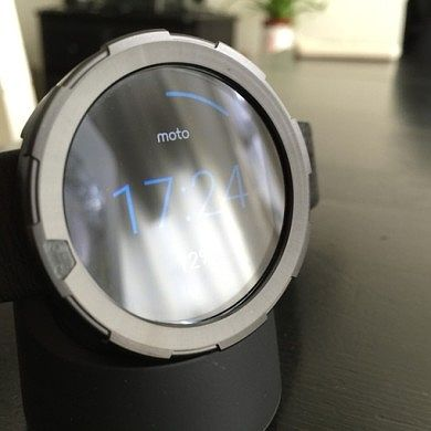 Beato Bezel Adds an Extra Control Method to the Moto 360