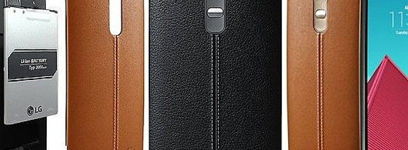 LG Releases App Update For LG G4 Touchscreen Issues