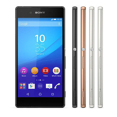 Sony Xperia Z3+ Now Available in the UK