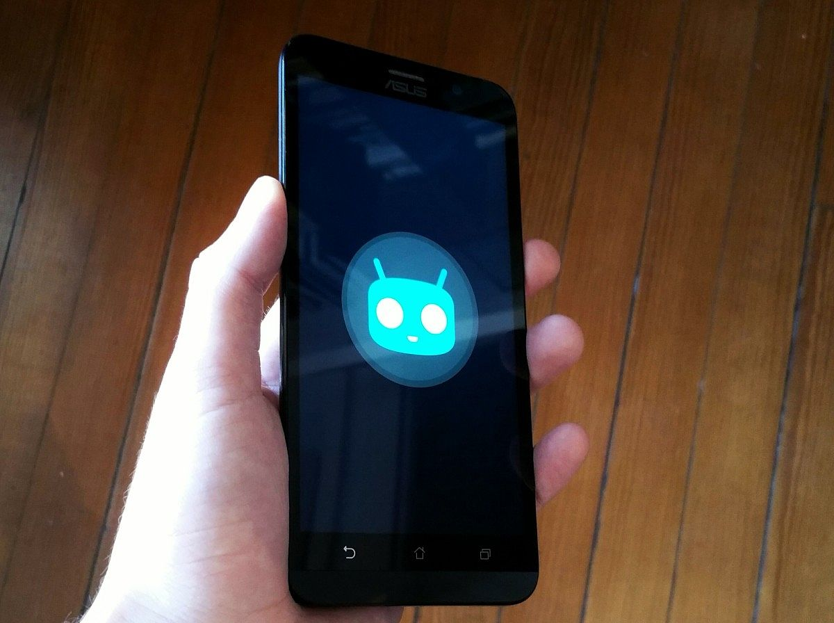 CM12 1 on ZenFone 2 First Impressions
