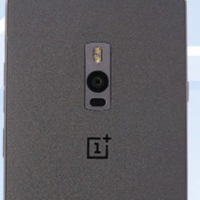 OnePlus 2 Images Leaked; Do You Like What You See?