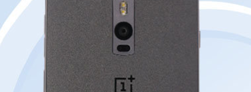 OnePlus 2 Gets Certified In China, Images Follow