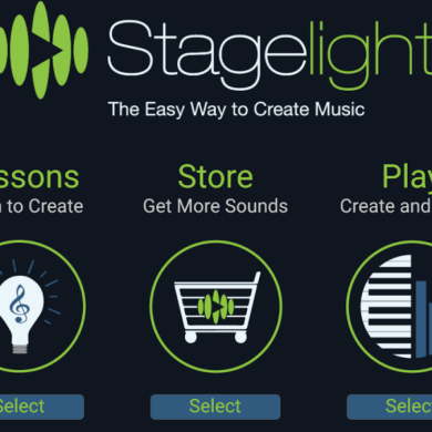 StageLight Music Creation App Free For XDA Members