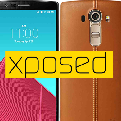 How to Install Xposed Framework on LG G4