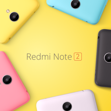 Xiaomi Launches Redmi Note 2 With Helio X10 Chip