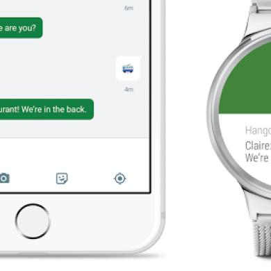 Android Wear Adds Support For iPhones