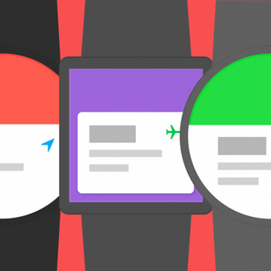 Android Wear Revisited: Perfect Companion for the Internet of Things