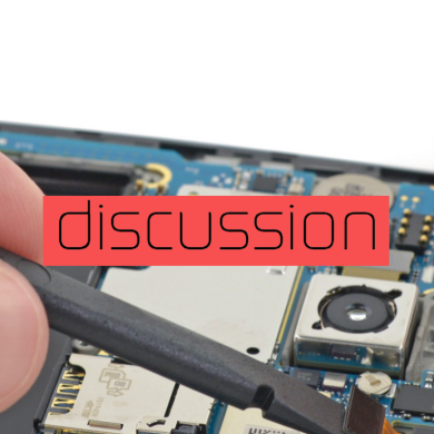 Which Hardware Component of Your Phone Would You Upgrade?