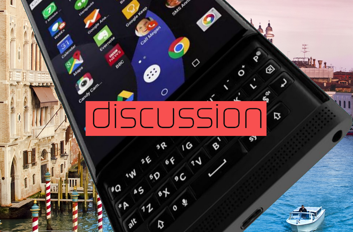 Venice vs  Priv: Which Is the Better Name for an Android