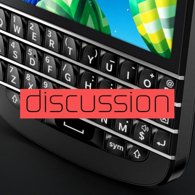 Would You Get a Phone With a Hardware Keyboard in 2015?
