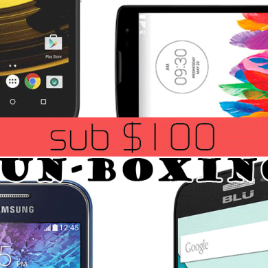 Best Phones You Can Get Under $100 Fun-boxing! (Part 2)