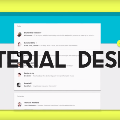 The Intricate and Beautiful World of Material Design