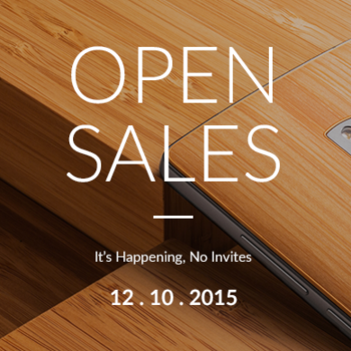 OnePlus India To Host First Open Sale For OnePlus 2