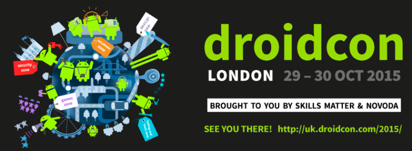 Droidcon UK Tickets Giveaway!