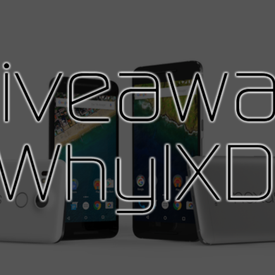 Want a Nexus 6P or Nexus 5X? It's Not Too Late, You Still Have a Day to Win!