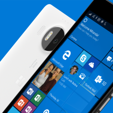 Microsoft Unveils the new Lumia 950, 950 XL and Surface Pro 4