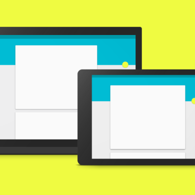 Google's Material Design UI is Getting Revamped with New Colors, Iconography, and a Focus on Touch